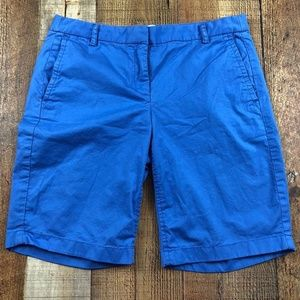 J CREW Bermuda Women's Cotton Blend Shorts BT02